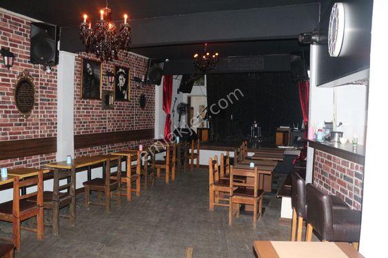 Ortaköy Sahilde Devren Kiralık Cafe/Bar