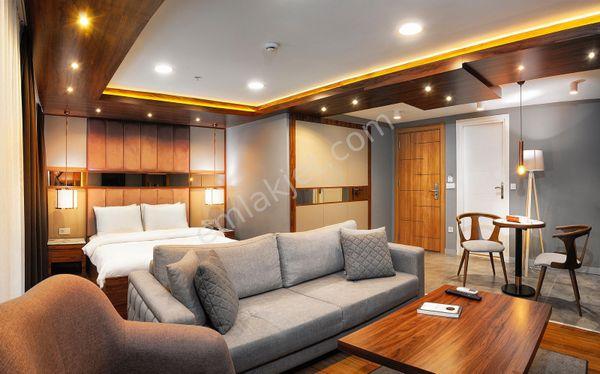 Bakırköy meydan otel konforunda günlük suit odalar