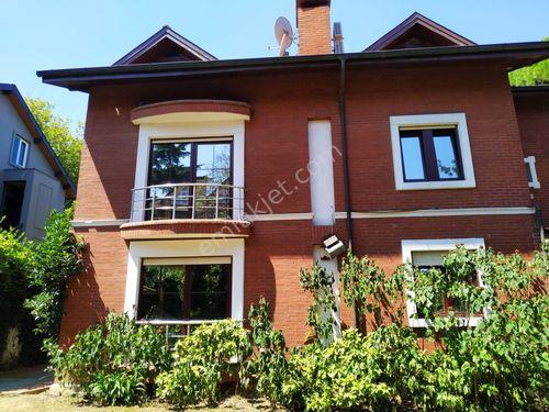 Levent te Ofis ve Konut Kullanımına Uygun Kiralık Villa