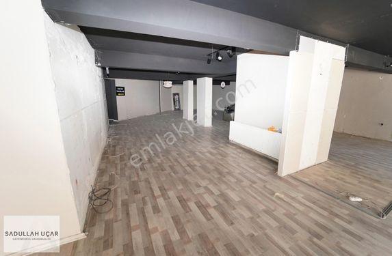 ÇARŞIDA CADDE ÜZERİ 600 m² SATILIK DÜKKAN