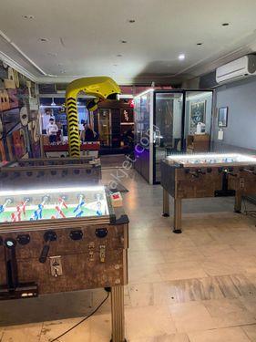 Nazilli Kafeler Sokaginda  devren satilik  kafe ve oyun salonu