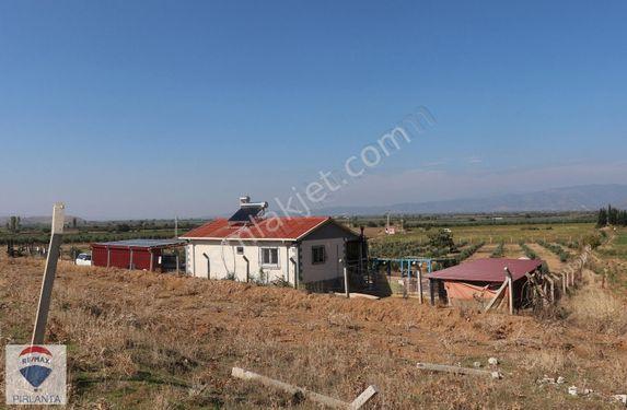 Tire Eskioba Köyün de Satılık 2 Parsel Tarla ve Ev