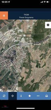 Çorlu Çerkesköy yoluna cepeheli sarılık ticari arsa