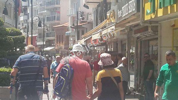 Marmaris'in Popüler Çarşısı,  (Kapalı Çarşı) Satılık Komple Bina