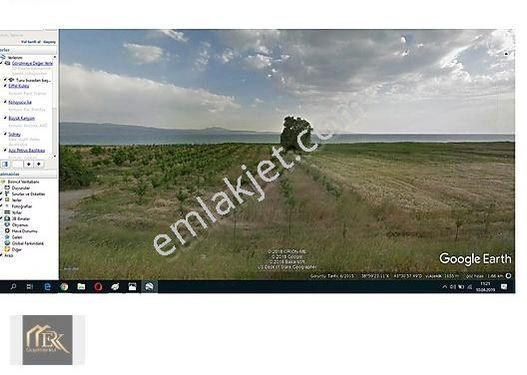ERCİŞ KOZLUCA MAH  ANA YOLA GÖLE SIFIR SATILIK 4000 M2 BAHÇE