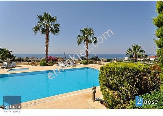 Alanya merkezde Kleopatra plajına yakın  satılık 2+1 daire