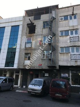 Bayrampaşa Ulubatlı Hasan Sokak Merkezde Satılık Komple Bina