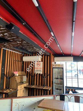 ANTALYA MELTEM DE FULL EKİPMANLI DEVREN KİRALIK CAFE
