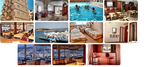 Aydın Kuşadası Liman Yakını Satılık Otel