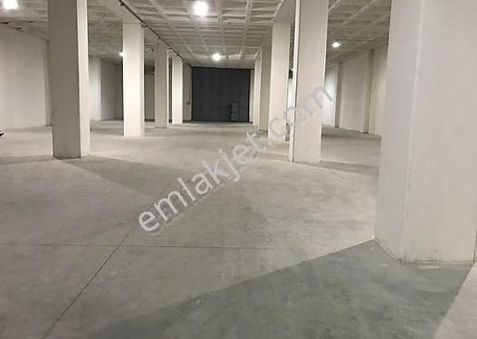 İKİTELLİ ORGANİZE SANAYİ BÖLGESİ KİRALİK 1100 m2 DEPOLAMA ALANI