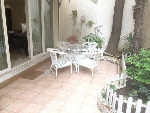 Göztepe Bağdat cad. yakın 120M2 kiracılı bahçekatı ters dubleks