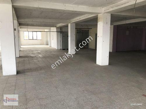 1200 m2  SATILIK  KELEPİR İŞ YERİ