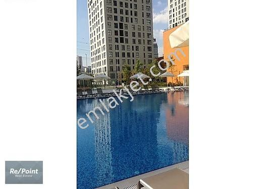 Hep İstanbul Havuzlu Güvenlikli Sitede 3+1A 157 m2 Kiralık Daire