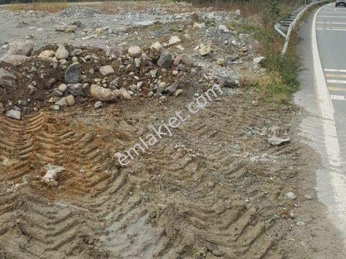 Rize kalkandere sanayi bölgesinde satılık arsa