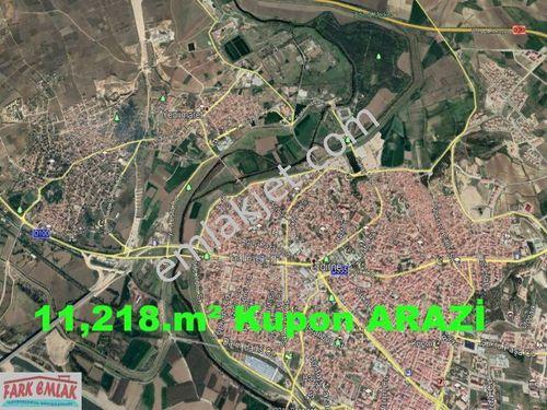 Edirne/Merkez; 11,218m², Kupon ARAZİ