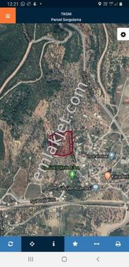 kemalapaş  sütçülerde 16000 m2 köyünde arazi