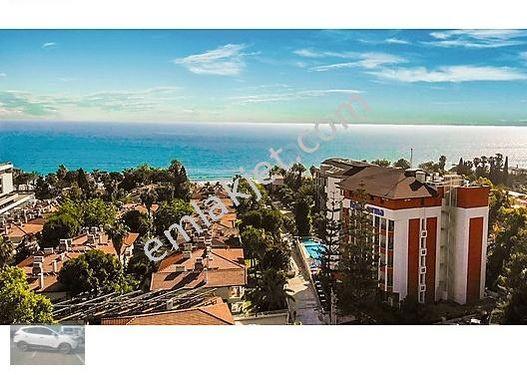 Antalya Side Merkez de Plaj a SIFIR 4 kişilik Apart Daireler