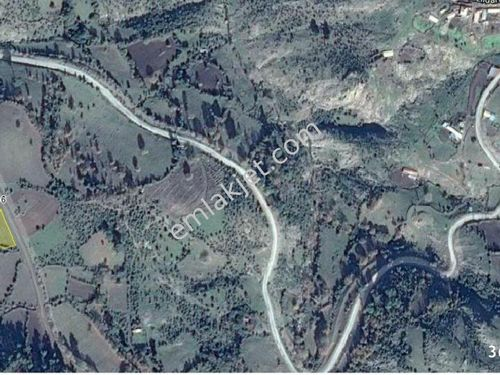 çanakkale kızıldam köyünde 4429m2 satılık tarla