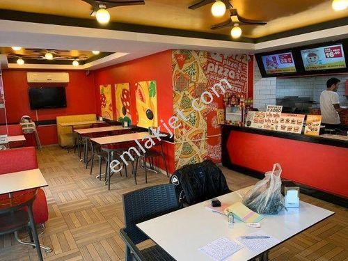 Bornova Kazımdirik Mahallesinde Devren Kiralık Restaurant