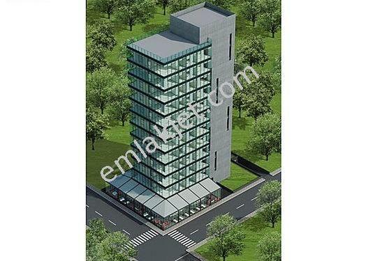TEM Otoban Parelelinde 320m2 KDV Avantajlı Satılık Plaza Katı