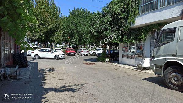 İzmir Torbalı sanayi içi satılık dükkan Serkan emlak