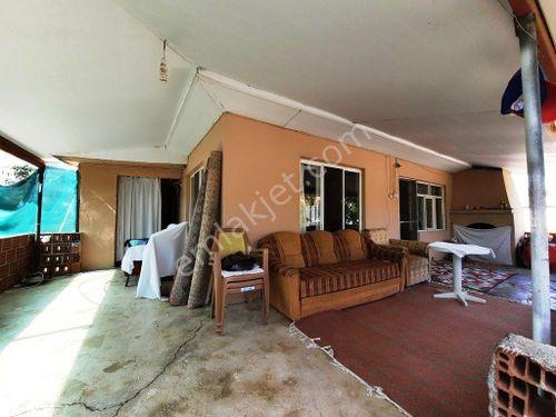 Ortaca Eskiköy de satılık 1500 m2 arazi ve köy evi