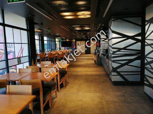 BORNOVA FORUM YAKINI-750 M2-BACALI-KEBAP+DÖNER+RESTAURANT CAFE