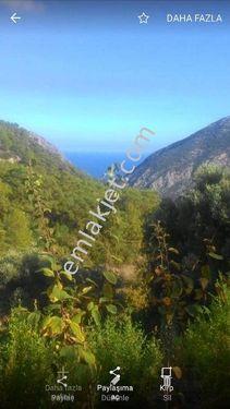 antalya kumluca yeşilköy de doğa ve deniz manzara