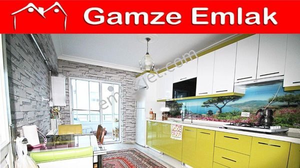GAMZE EMLAK'TAN ASANSÖRLÜ 120m² SON KAT DAİRE FIRSATI!!!