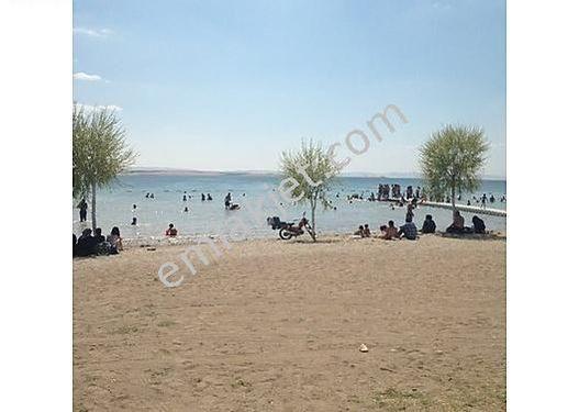Acil   Kaman Savcılı Plajı Mevkiinde Kelepir Yazlık Villa Arsası