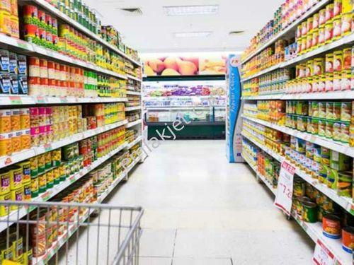 Yenimahalle merkezde devren market manav