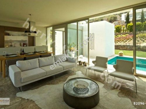 ONUR Luxury Homes Bodrum Yalikavak 4+1 Cagdas Tasarim Villa
