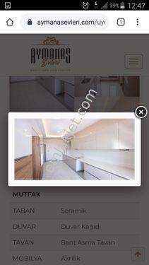 S.S.Aymanas evleri satılık dolu hisse