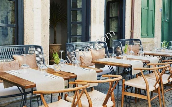 Hacı Memiş'in En Canlı Noktasında Bahçeli, Cafe Bar Restaurant