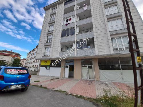 Çerkezköy Kızılpınar İstiklal Caddesinde satılık dükkan 163 +75