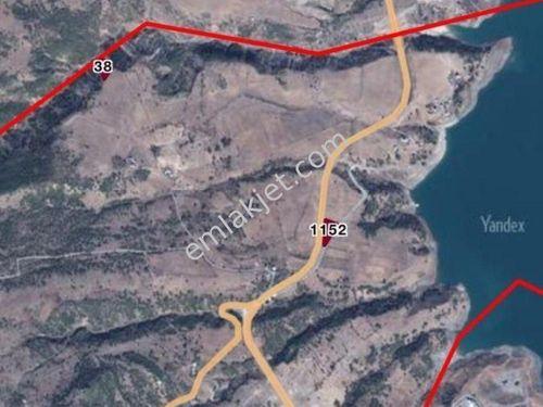 Tunceli Elazığ yolu üzeri  tapulu 3 500 m Arsa