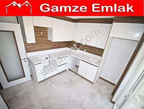 GAMZE EMLAK'TAN-Y.GİRİŞ-LÜXS-GENİŞ KULANIMIYLA-2+1-DAİRE!!
