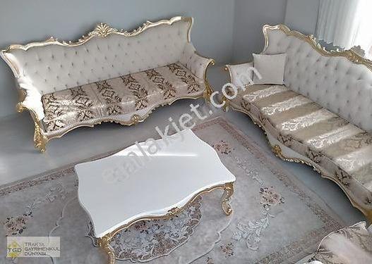 Çerkezköy de özel tasarım satılık triplex villa