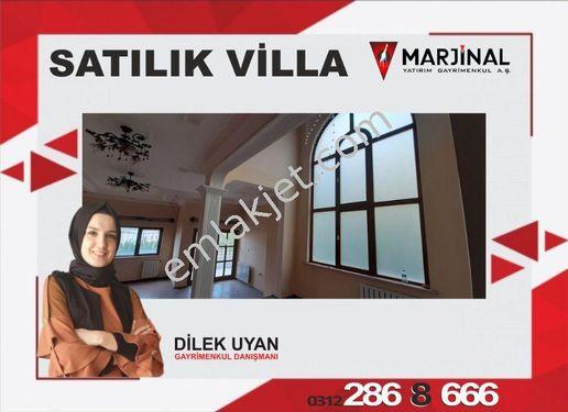 Acil Satılık Eryaman Güzelkenet Mah. 5+2 420m2 satılık villa