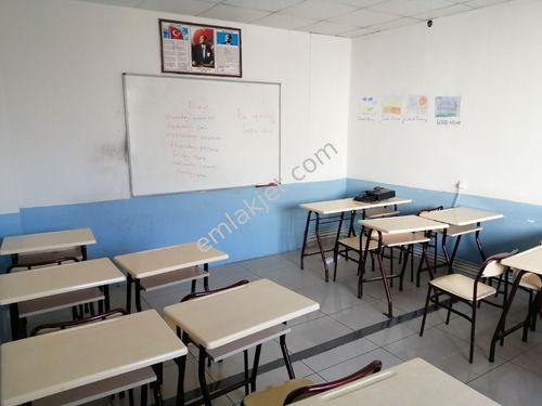 DEMİR GAYRİMENKUL den devren satlık kurs merkezi