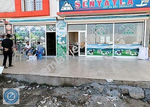 Yenişehir Dokuzçeltikte Satılık Bodrumlu Dükkan