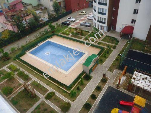 KONAK'tan Gazipaşa'da 2+1+G.O'lı Full Eşyalı Site İçi Ultra Lüks