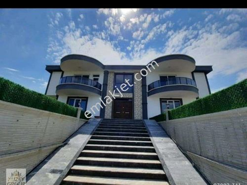 SATILIK VİLLA 460 m2