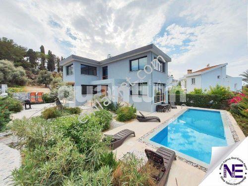 Çatalköy'de Satılık 4+1 Yeni Villa