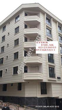 siyavuşpaşa mah de satılık 100 m² 2+1 –4. kat daire
