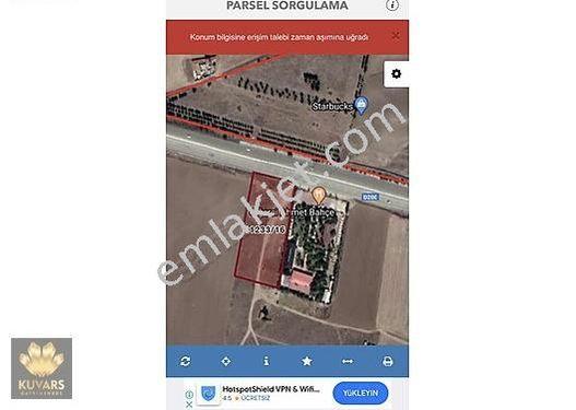 Eskişehir Tepebaşı Satılmışoğlu Mah. D200 üzerinde 258m2