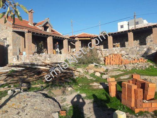 Assos-Behramkale otantik köy evi.