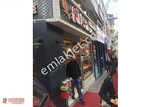Bayrampaşa Demirkapı caddesinde devren kiralık köşebaşı pastane