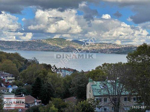 Yeniköy'de 5+1 Doğanın İçerisinde Boğaz Manzaralı Daire