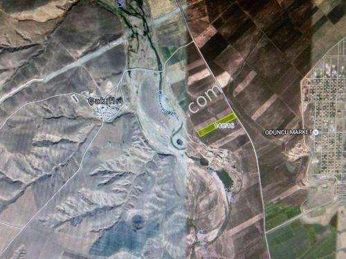 Bismil Çeltikli Köyü'nde Satılık Tarla